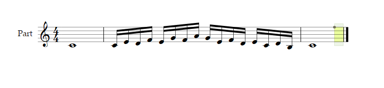 Leap-Step Sixteenth notes